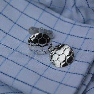 Football Mad Cufflinks